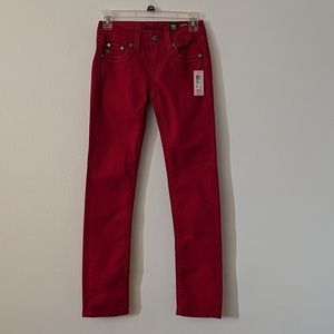 Miss me ruby red jeans
